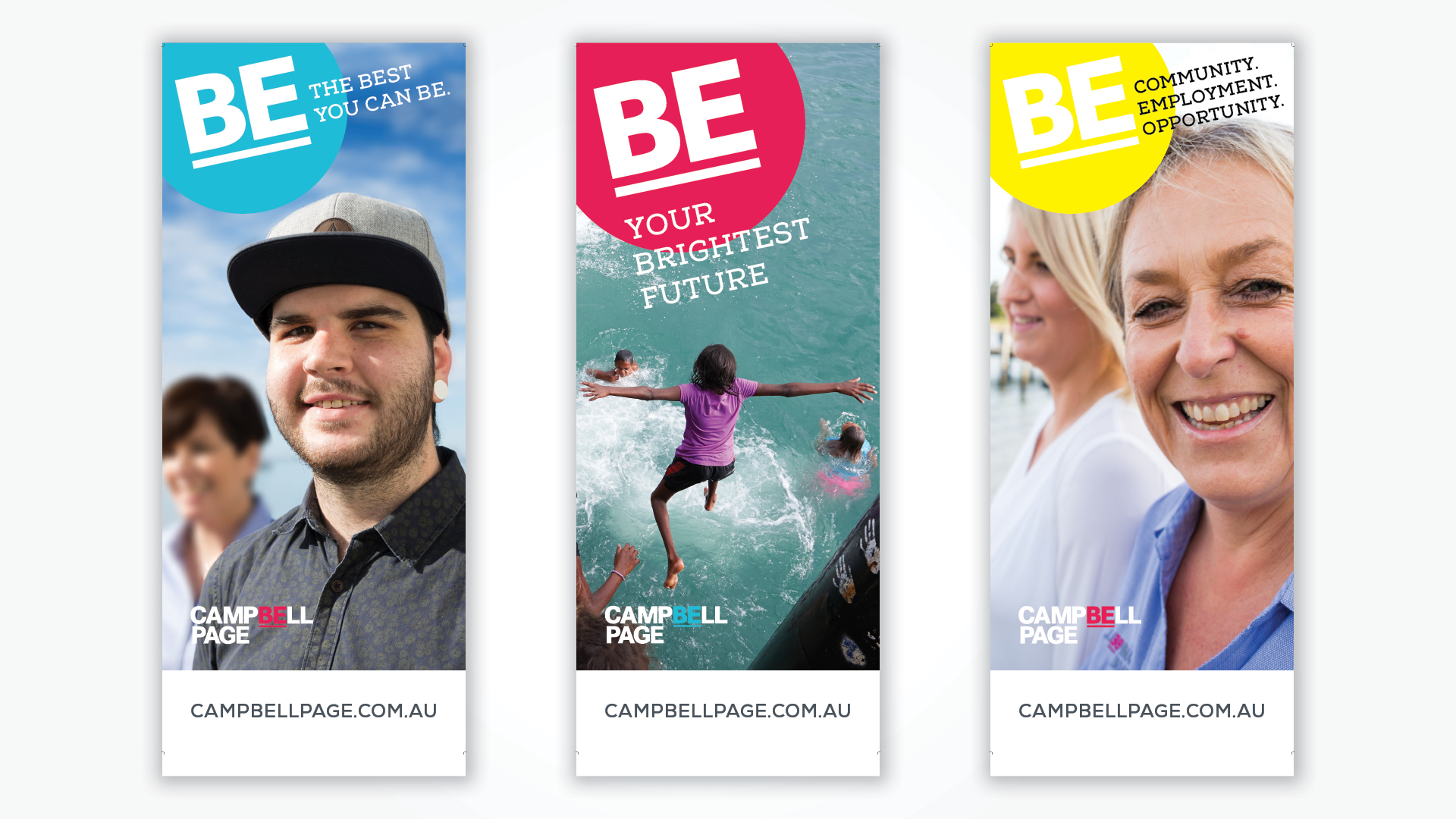 Campbell Page Brand Refresh and Rollout by Think Creative Agency2