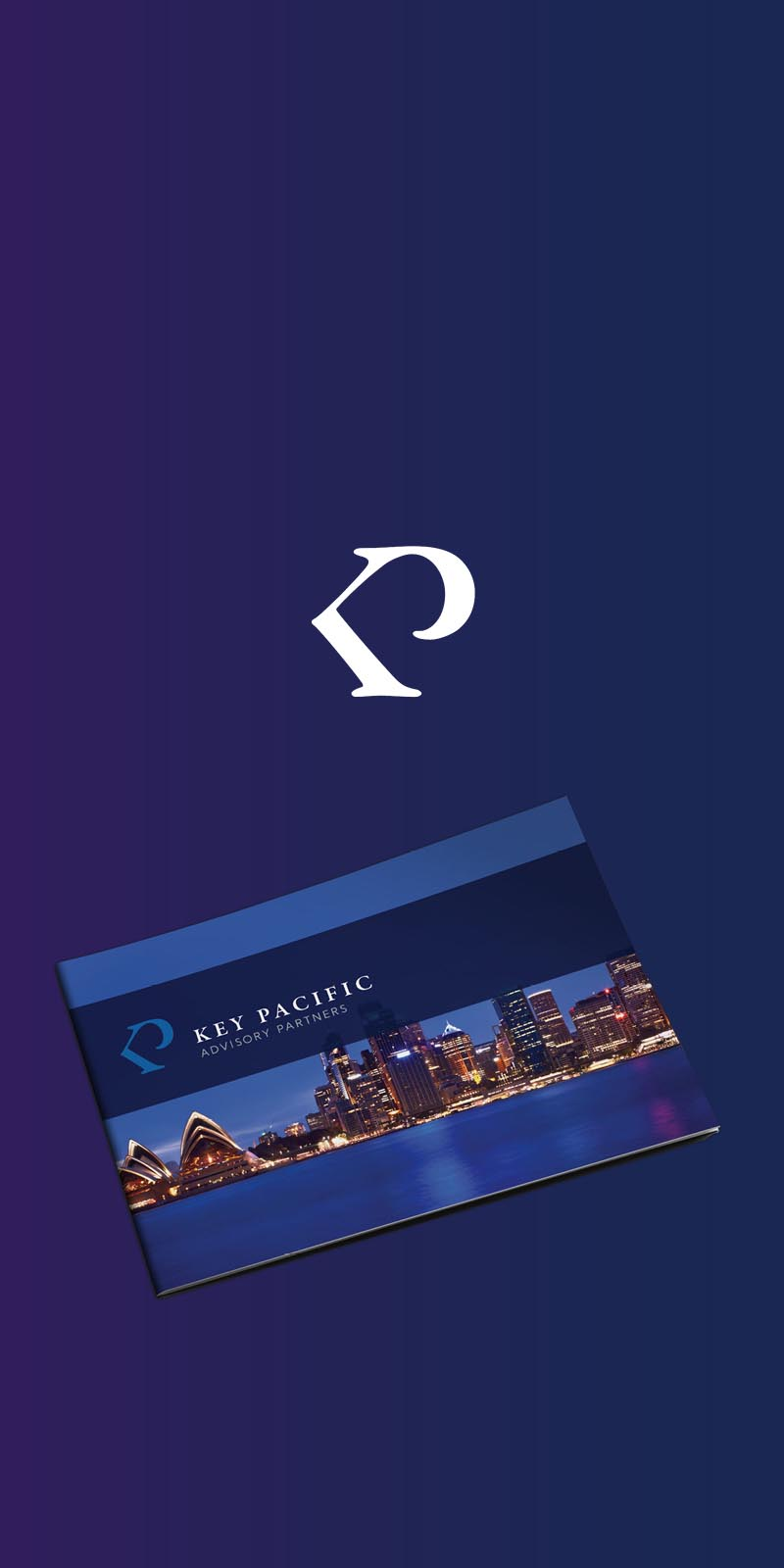 KeyPacific Design by Think Creative Agency