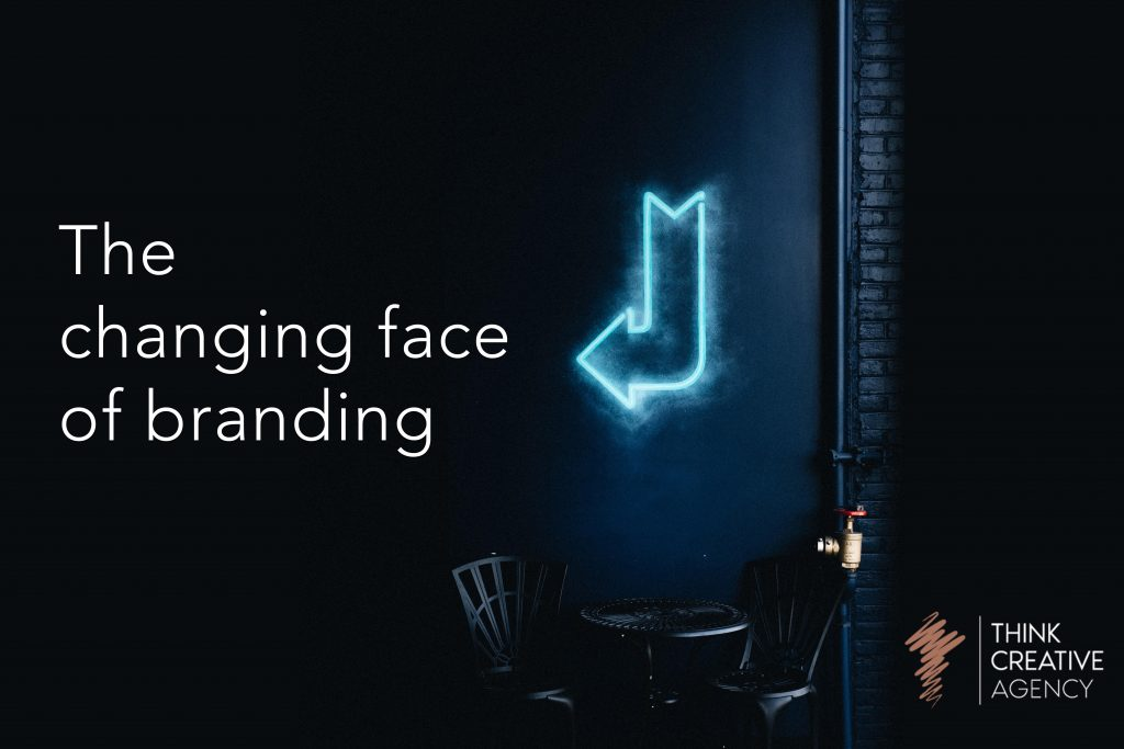 The Changing Face of Branding